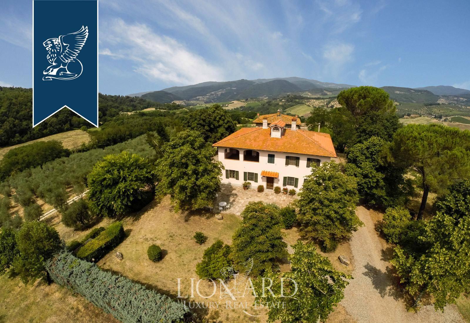 Villa in Vendita a Pontassieve: 550 mq
