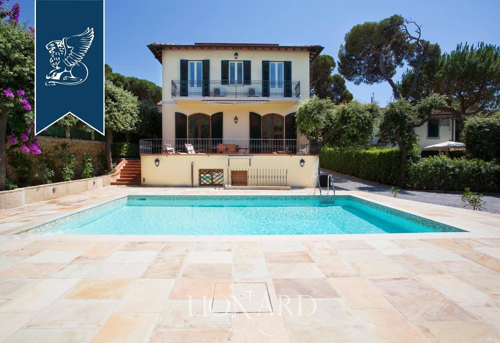 Villa in Vendita a Rosignano Marittimo: 0 locali, 340 mq - Foto 1