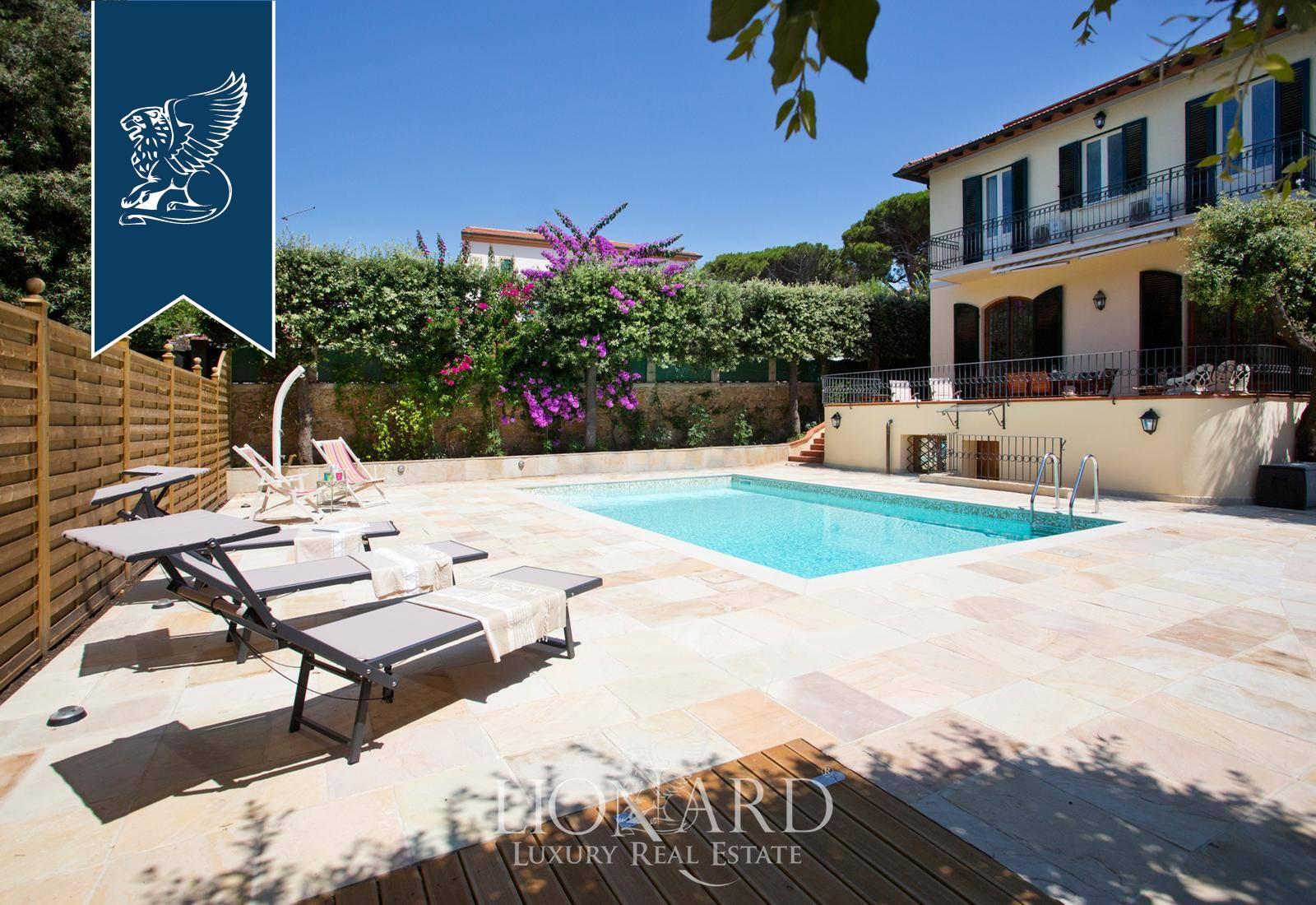 Villa in Vendita a Rosignano Marittimo: 0 locali, 340 mq - Foto 3