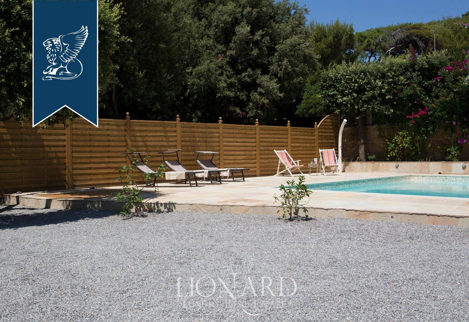 Villa in Vendita a Rosignano Marittimo: 0 locali, 340 mq - Foto 6