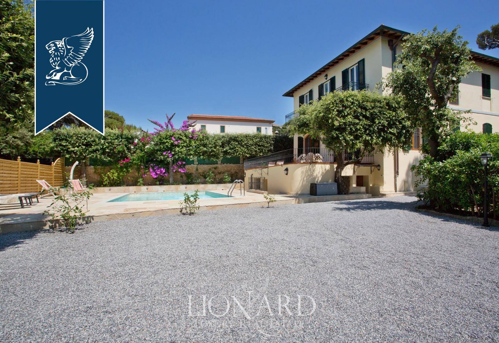 Villa in Vendita a Rosignano Marittimo: 0 locali, 340 mq - Foto 7