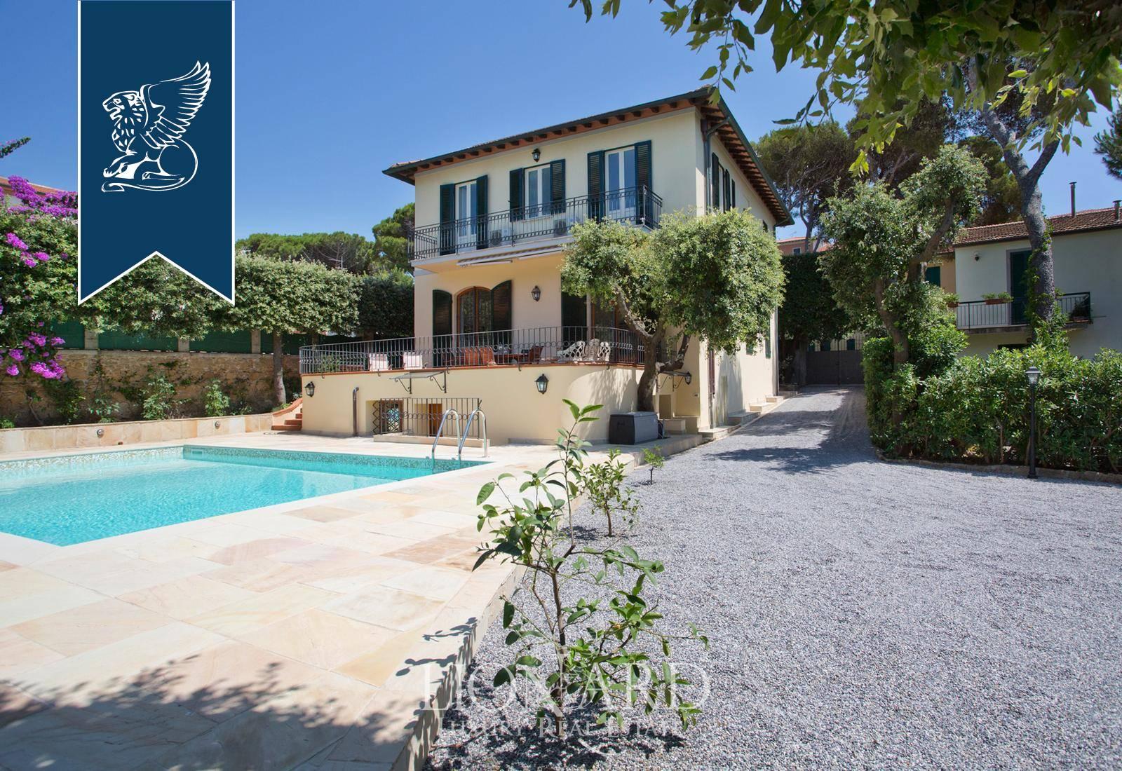 Villa in Vendita a Rosignano Marittimo: 0 locali, 340 mq - Foto 2