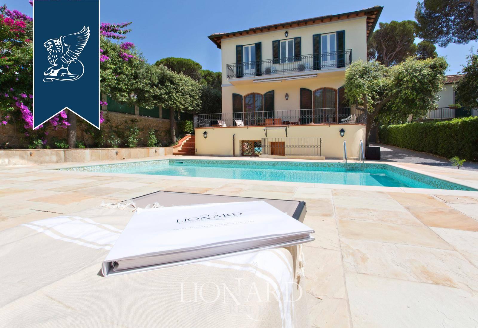 Villa in Vendita a Rosignano Marittimo: 0 locali, 340 mq - Foto 4
