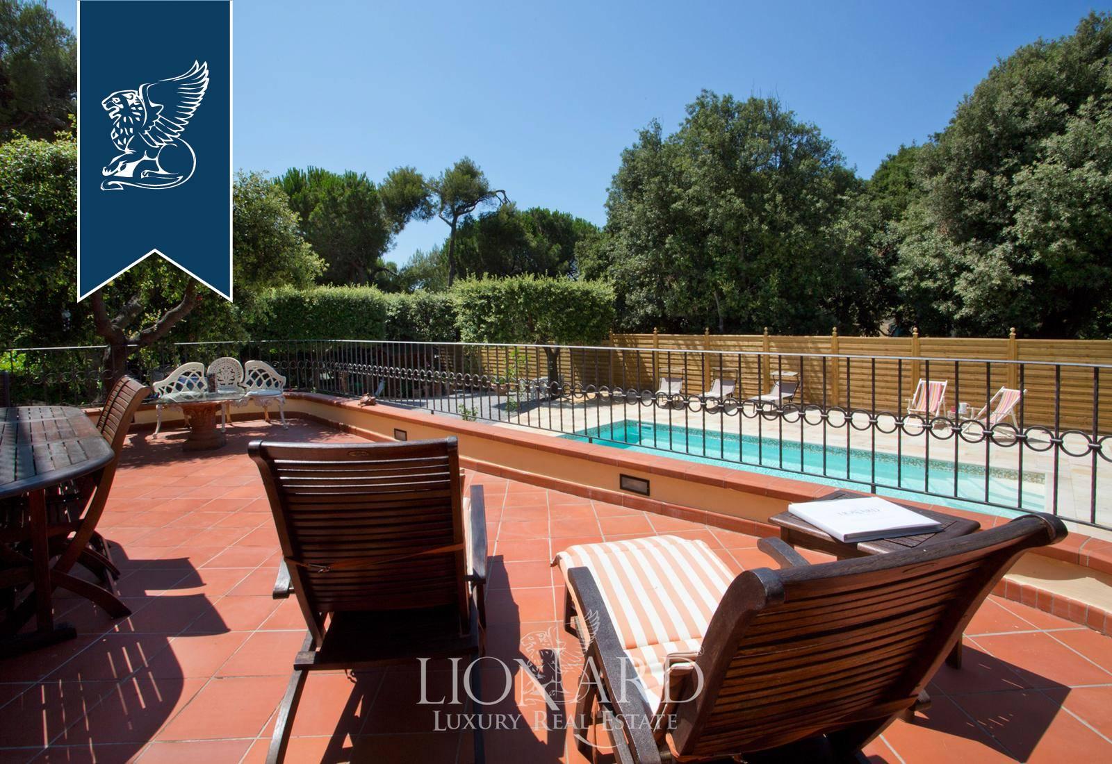Villa in Vendita a Rosignano Marittimo: 0 locali, 340 mq - Foto 8