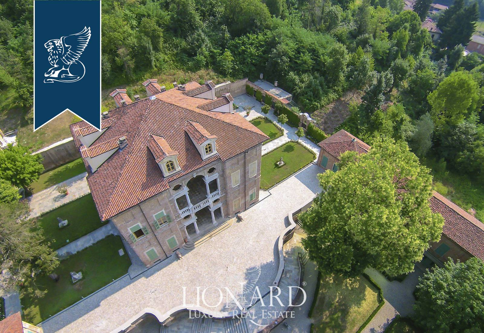 Villa in Vendita a Gassino Torinese: 0 locali, 2000 mq - Foto 3