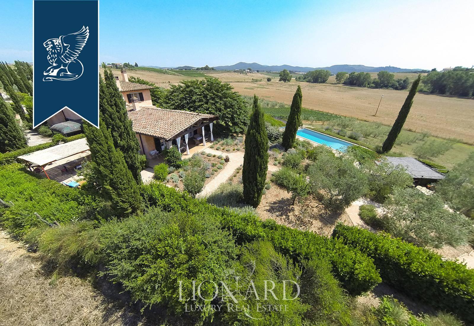 Villa in Vendita a Magliano In Toscana: 0 locali, 450 mq - Foto 5