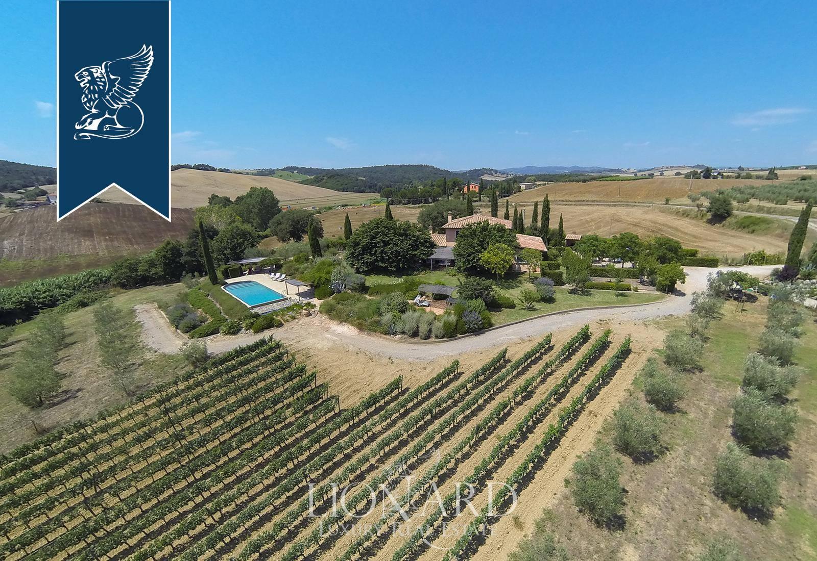 Villa in Vendita a Magliano In Toscana: 0 locali, 450 mq - Foto 2