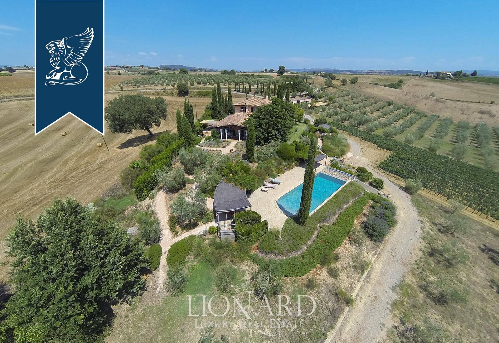 Villa in Vendita a Magliano In Toscana: 0 locali, 450 mq - Foto 3