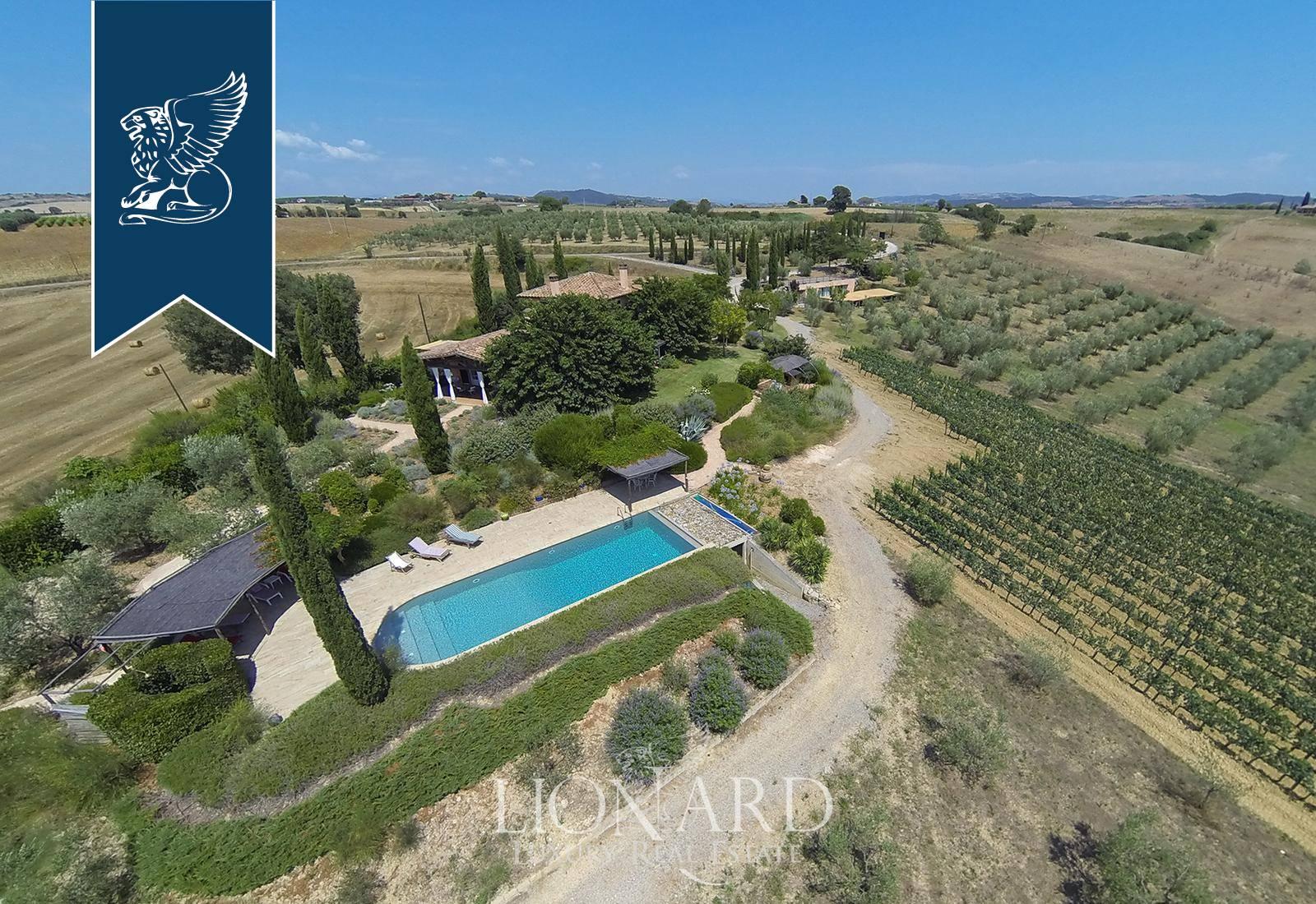 Villa in Vendita a Magliano In Toscana: 0 locali, 450 mq - Foto 4