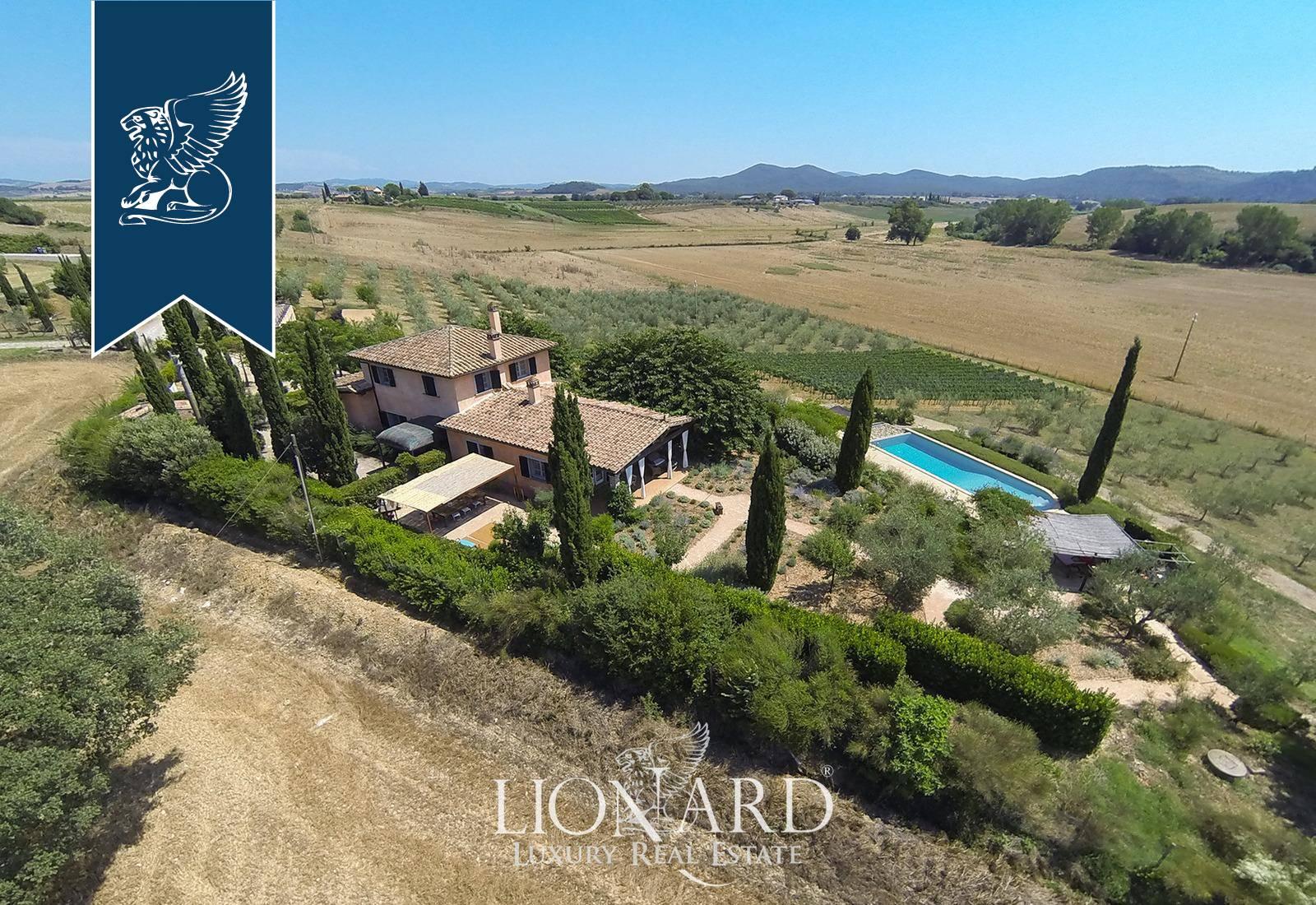 Villa in Vendita a Magliano In Toscana: 0 locali, 450 mq - Foto 7