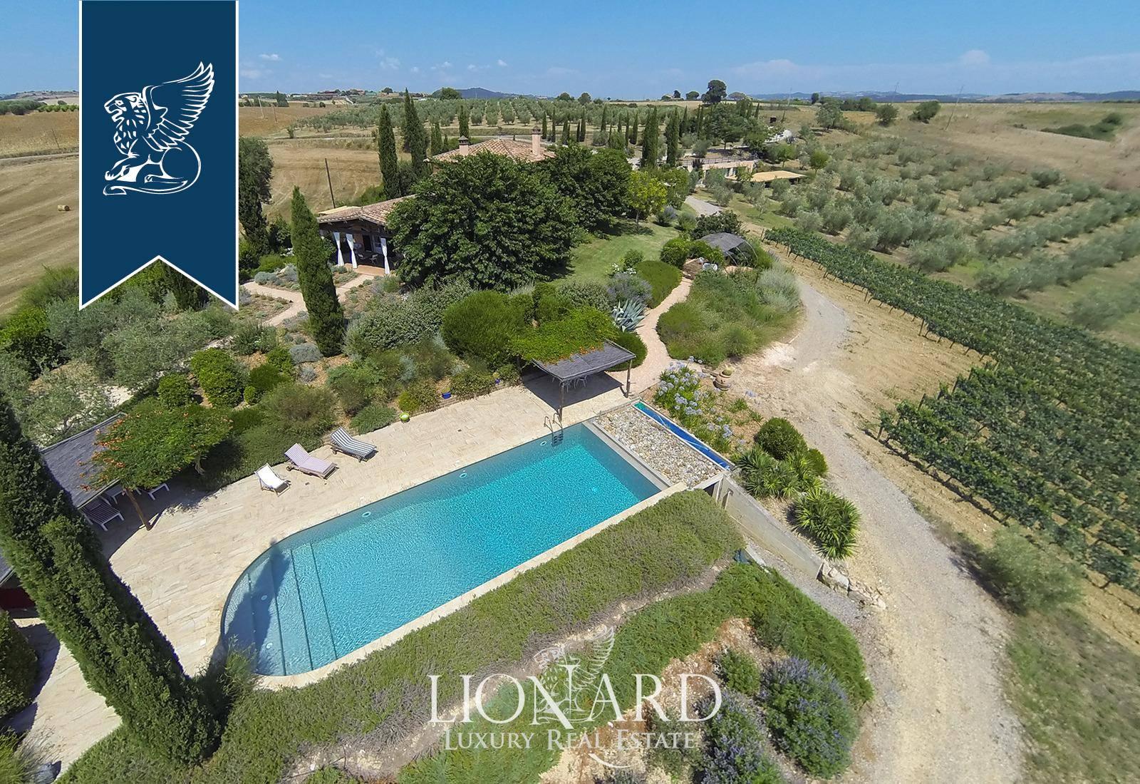 Villa in Vendita a Magliano In Toscana: 0 locali, 450 mq - Foto 8
