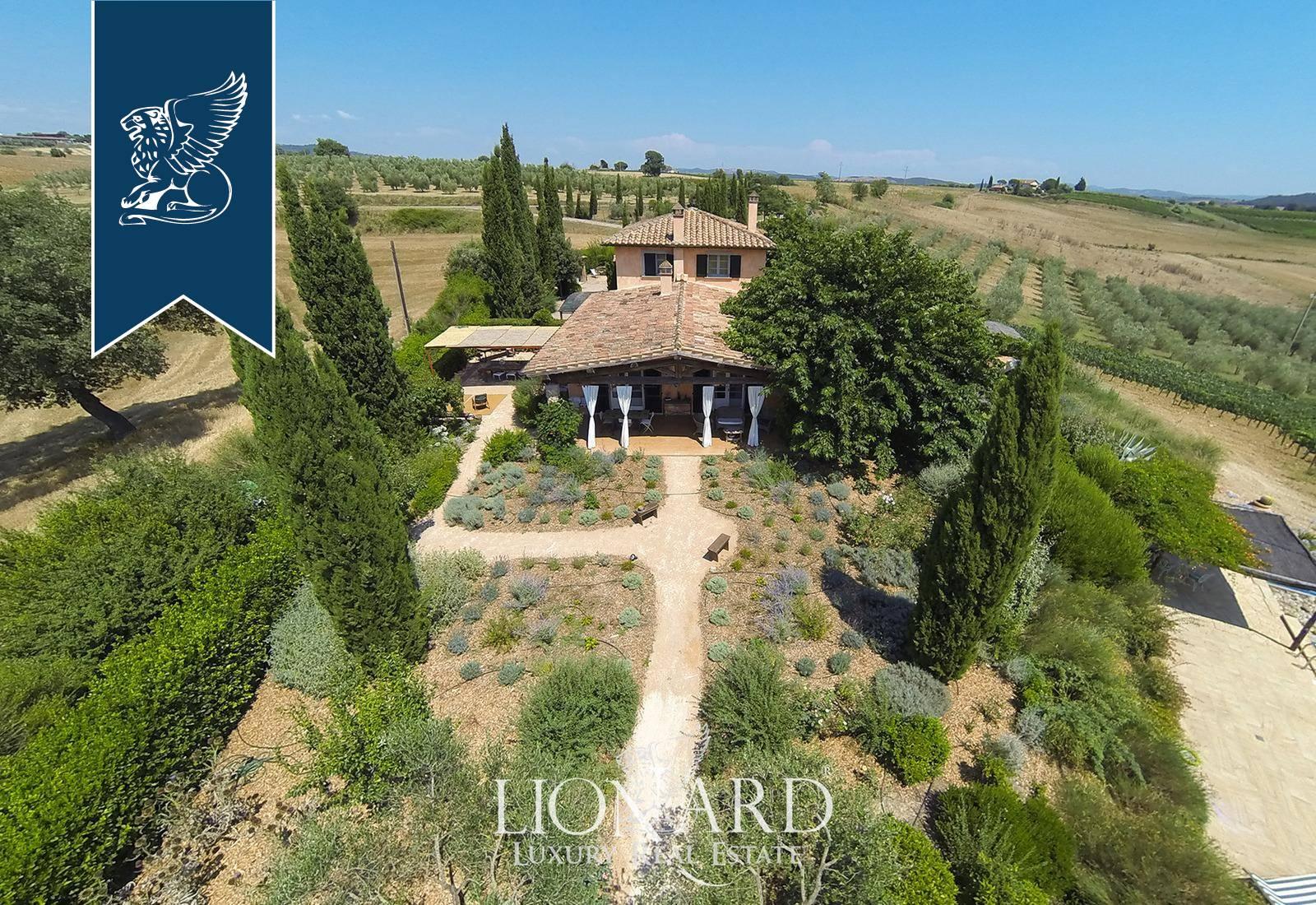 Villa in Vendita a Magliano In Toscana: 0 locali, 450 mq - Foto 9