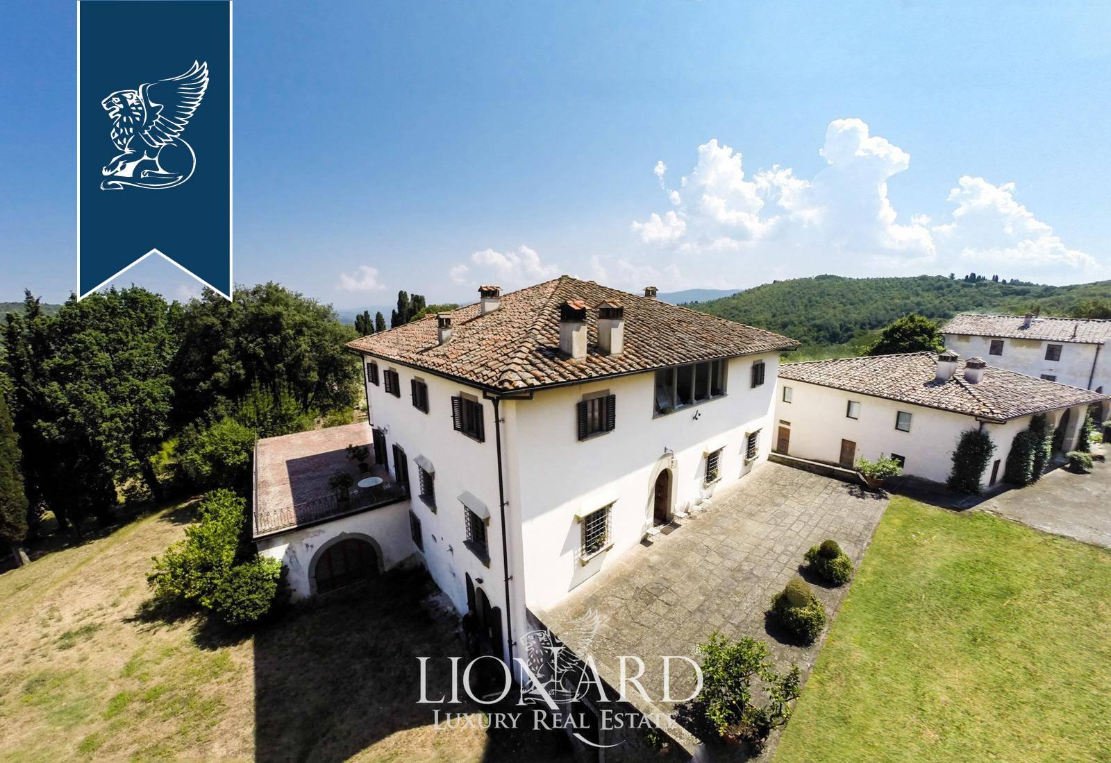 Villa in Vendita a Rignano Sull'Arno: 0 locali, 2600 mq - Foto 7