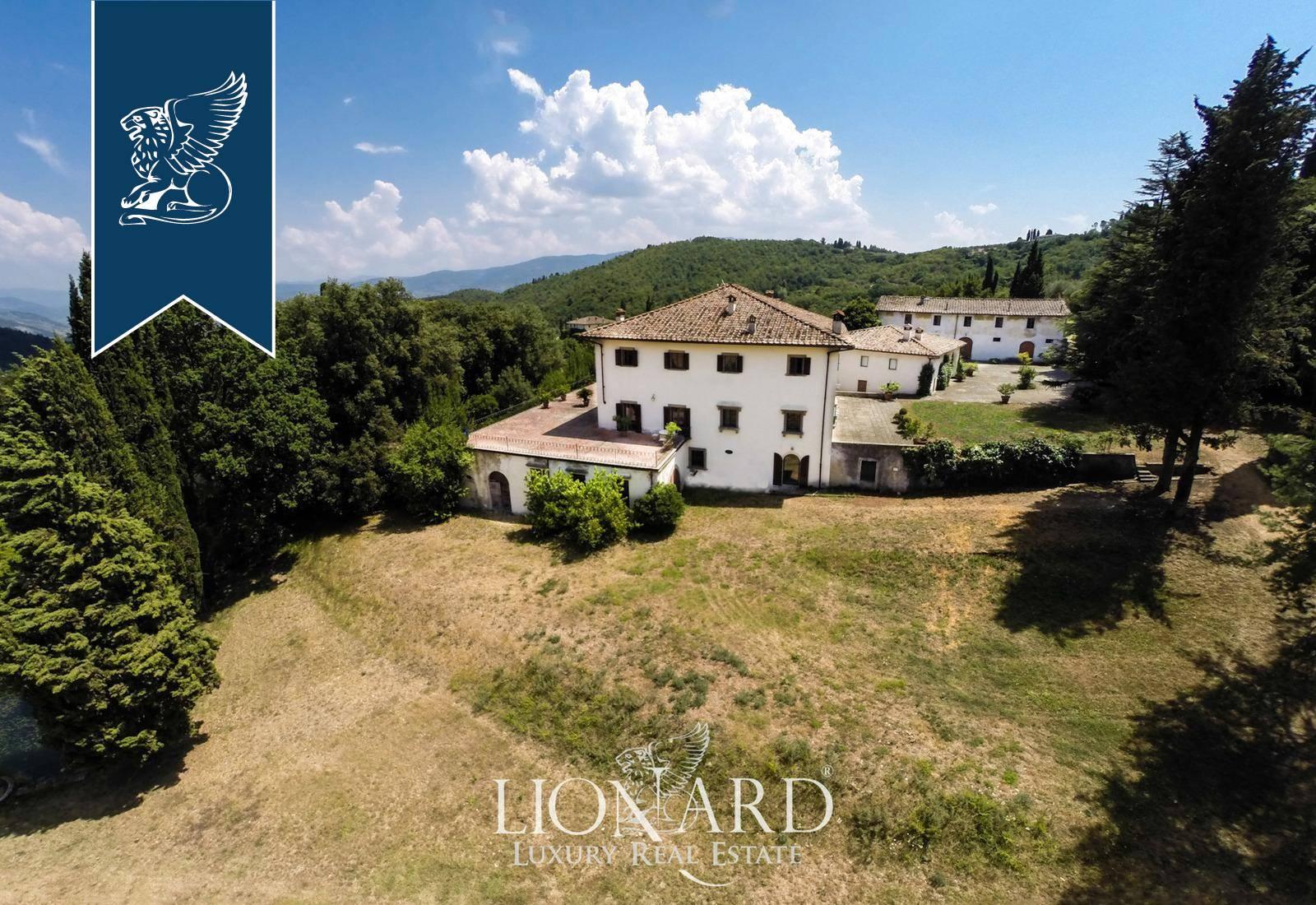 Villa in Vendita a Rignano Sull'Arno: 0 locali, 2600 mq - Foto 4