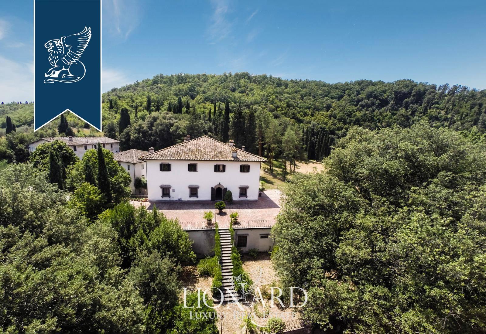 Villa in Vendita a Rignano Sull'Arno: 0 locali, 2600 mq - Foto 2