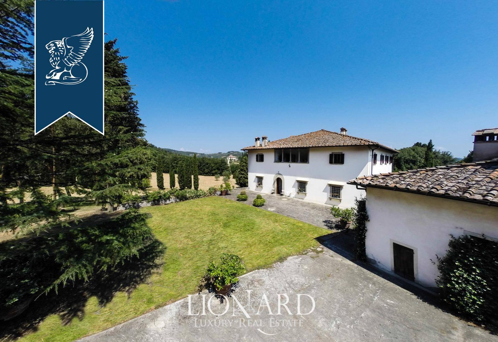 Villa in Vendita a Rignano Sull'Arno: 0 locali, 2600 mq - Foto 9