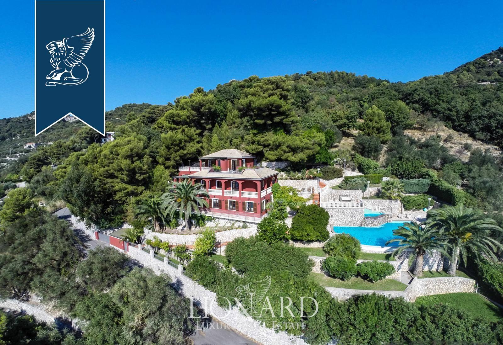 Villa in Vendita a Finale Ligure: 0 locali, 430 mq - Foto 3