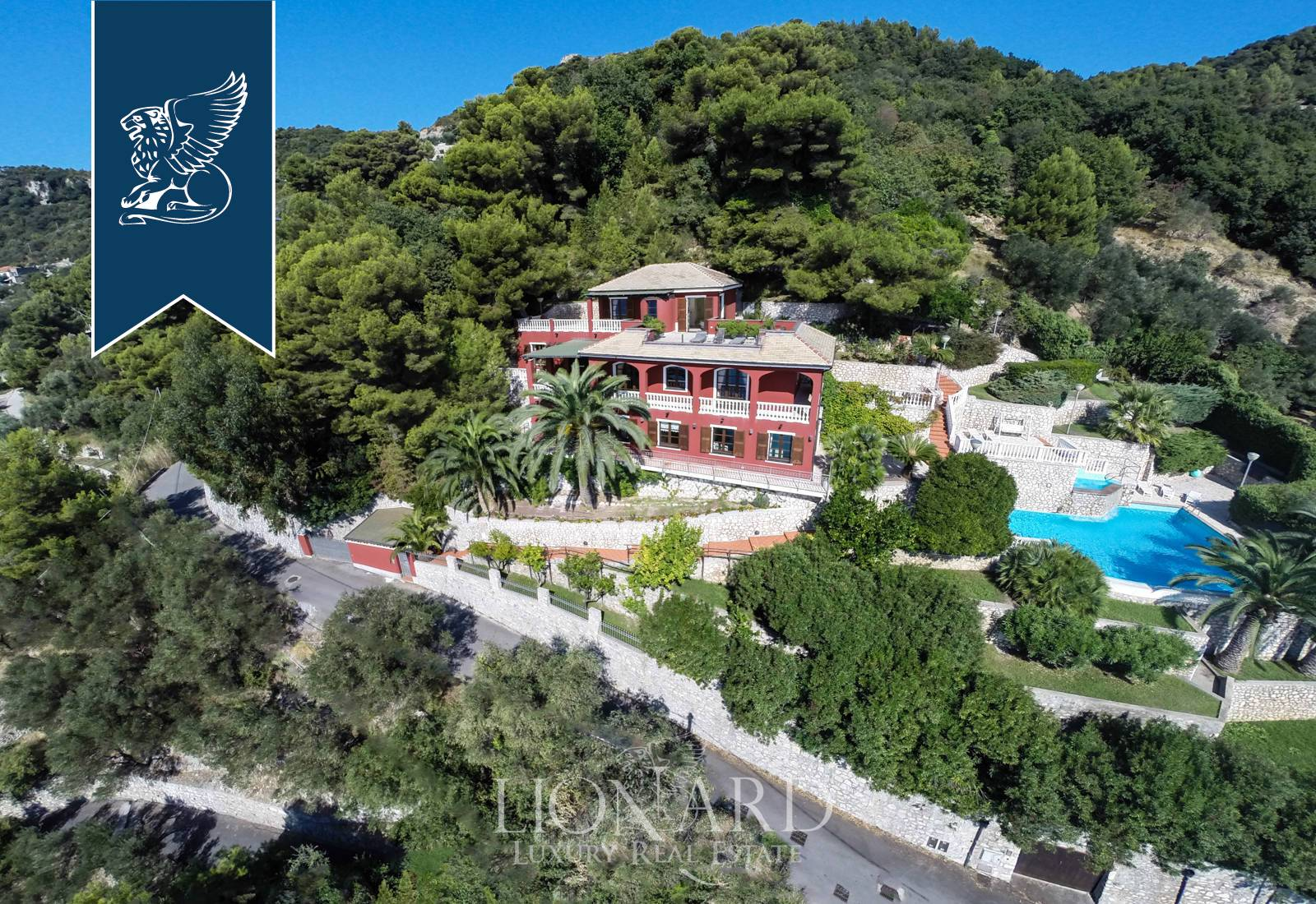Villa in Vendita a Finale Ligure: 0 locali, 430 mq - Foto 4