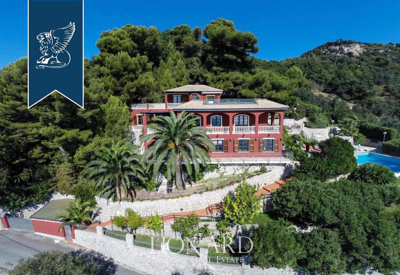Villa in Vendita a Finale Ligure: 0 locali, 430 mq - Foto 7