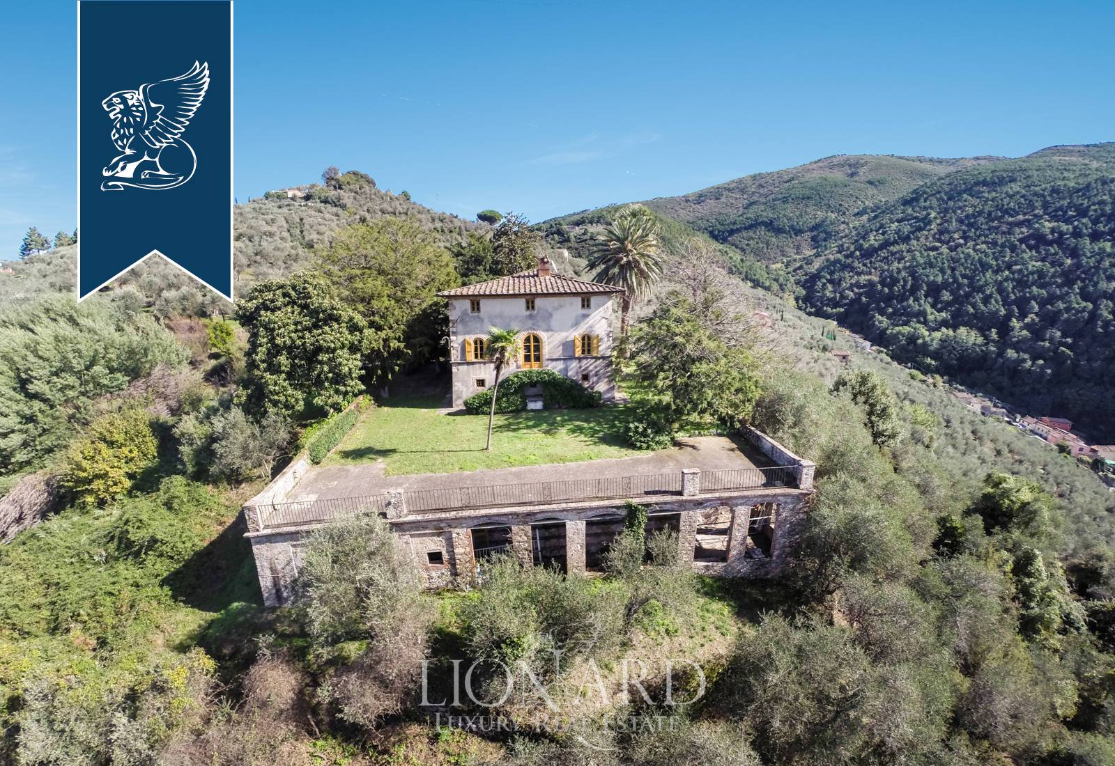 Villa in Vendita a Capannori: 0 locali, 400 mq - Foto 3