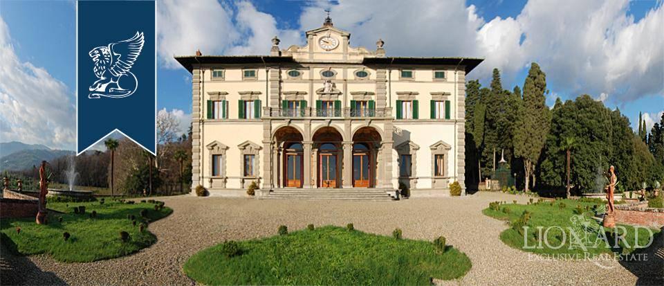 Villa in Vendita a Pistoia: 5000 mq  - Foto 1