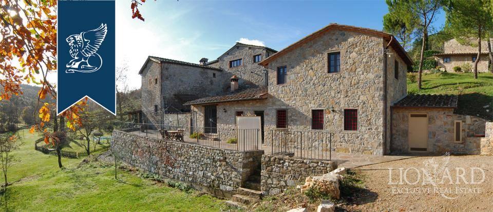 Agriturismo in Vendita a Castellina In Chianti: 0 locali, 500 mq - Foto 5