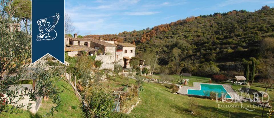 Agriturismo in Vendita a Castellina In Chianti: 500 mq