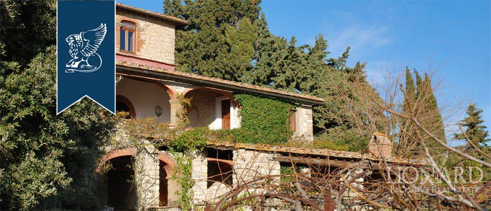 Villa in Vendita a Gaiole In Chianti: 0 locali, 720 mq - Foto 3