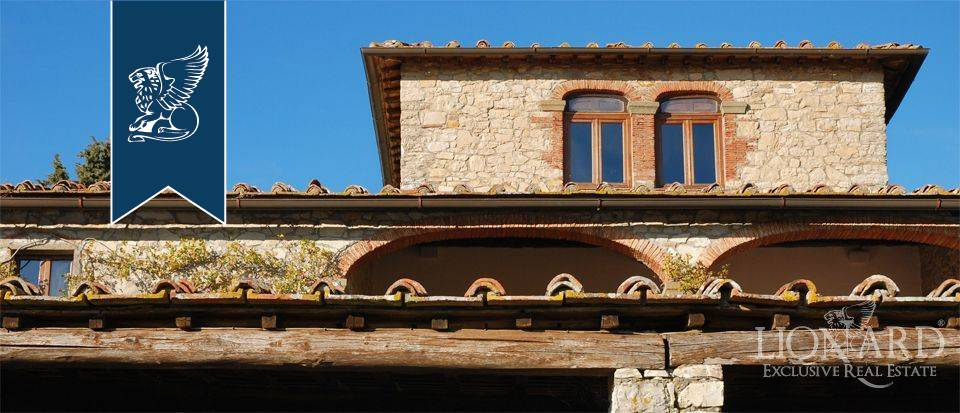 Villa in Vendita a Gaiole In Chianti: 0 locali, 720 mq - Foto 4