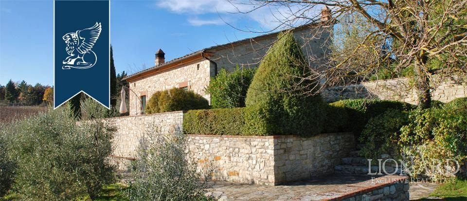 Villa in Vendita a Gaiole In Chianti: 0 locali, 720 mq - Foto 5