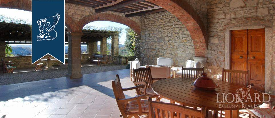 Villa in Vendita a Gaiole In Chianti: 0 locali, 720 mq - Foto 8