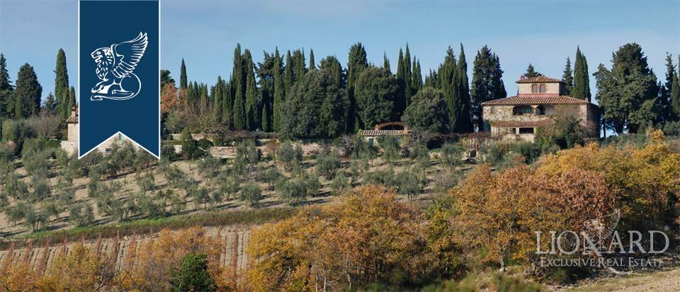 Villa in Vendita a Gaiole In Chianti: 720 mq