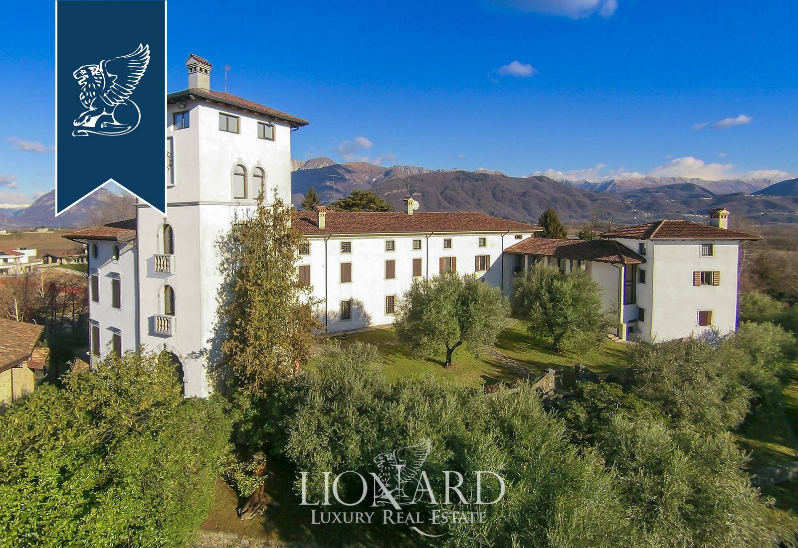 Villa in Vendita a Treppo Grande