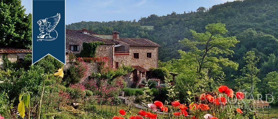 Agriturismo in Vendita a Castellina In Chianti: 0 locali, 500 mq - Foto 2