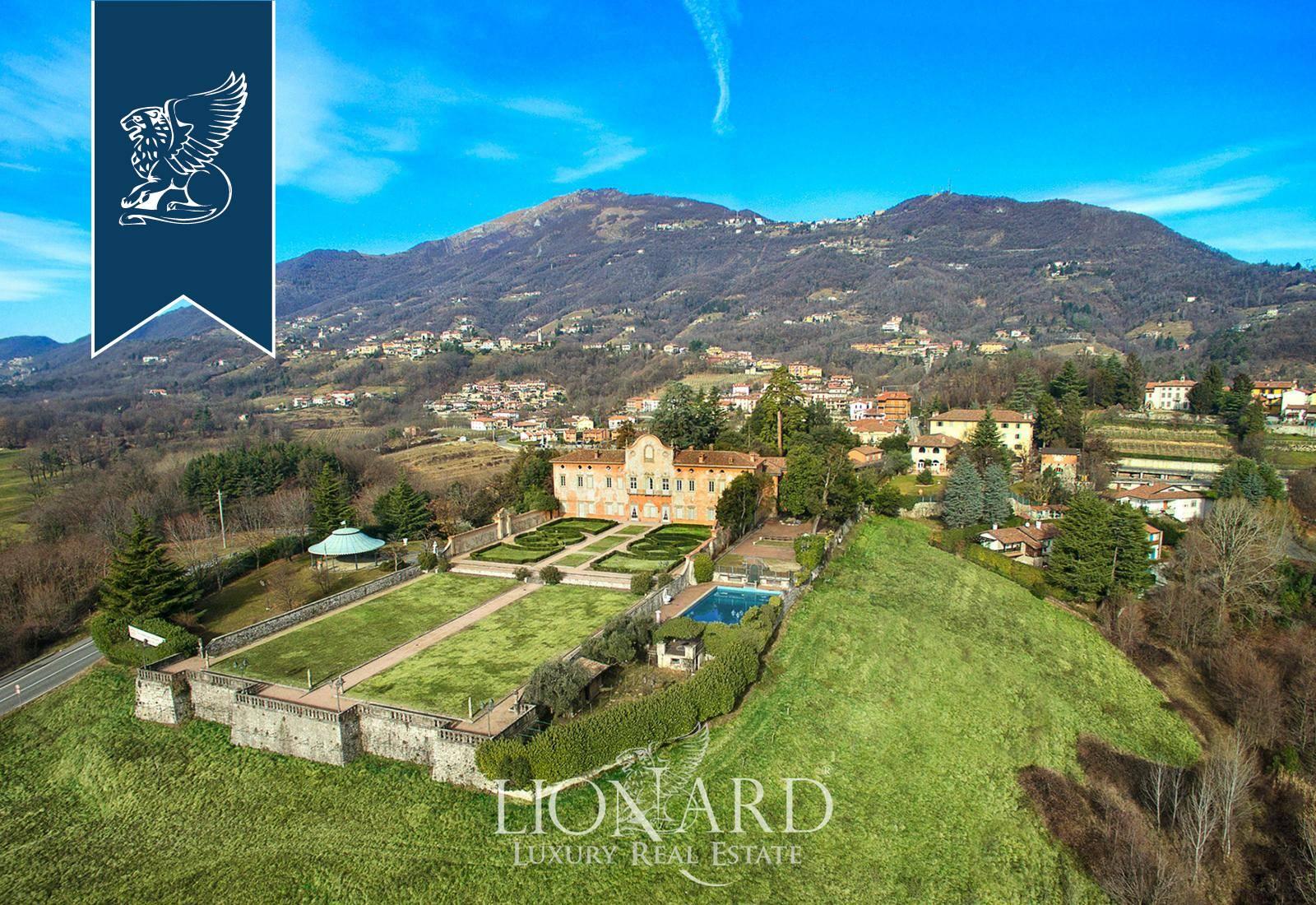 Villa in Vendita a Almenno San Bartolomeo: 4000 mq  - Foto 1
