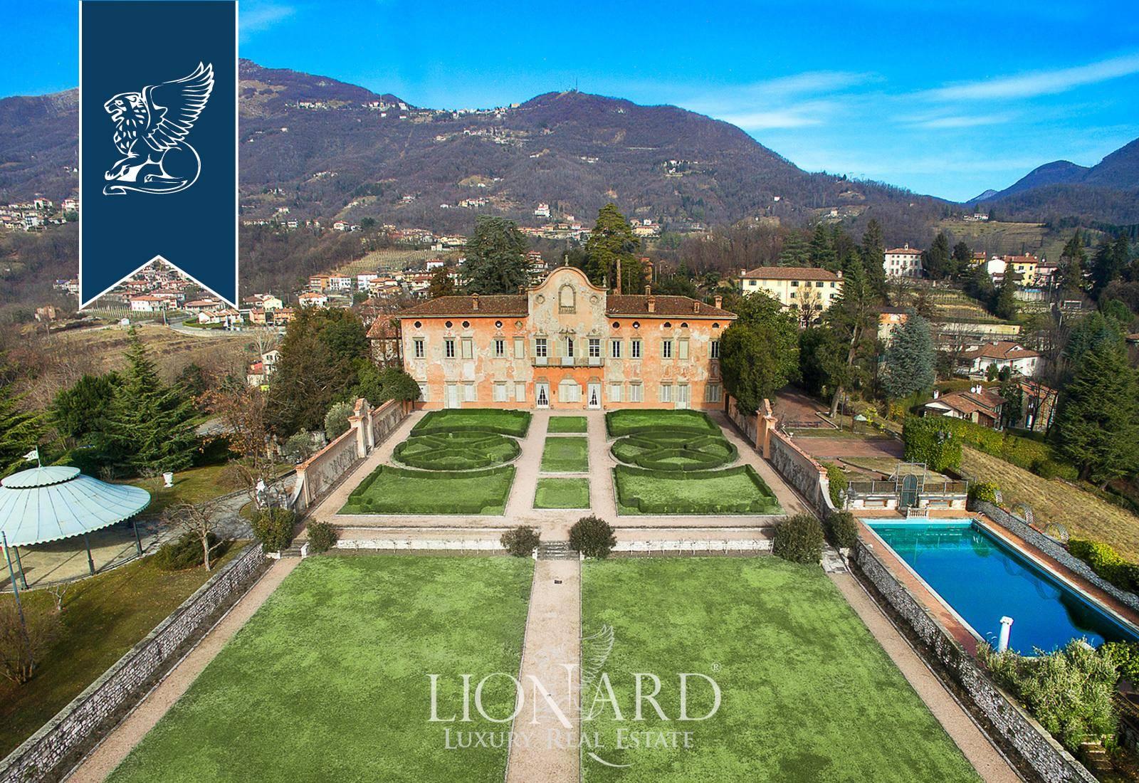 Villa in Vendita a Almenno San Bartolomeo: 0 locali, 4000 mq - Foto 2