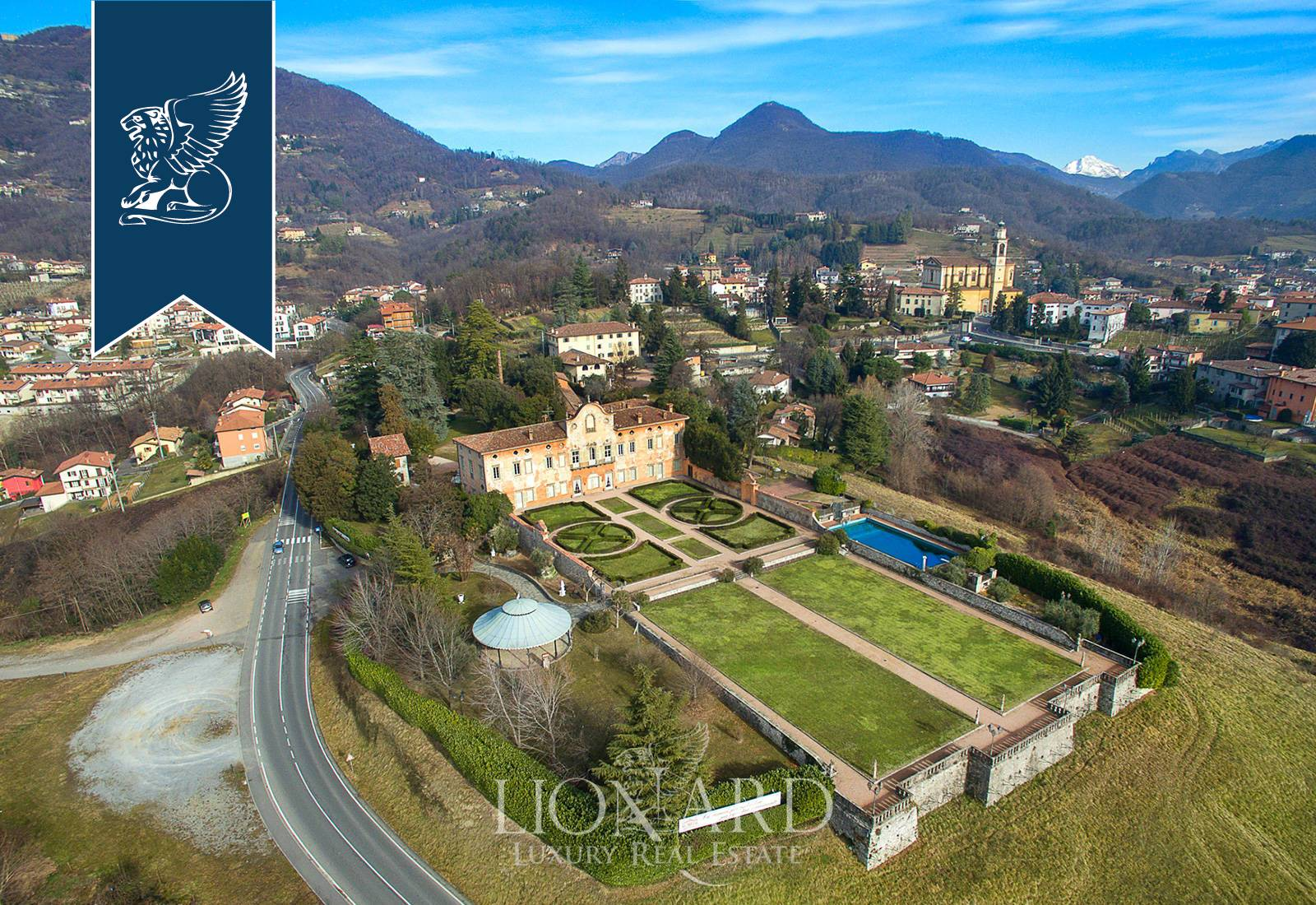 Villa in Vendita a Almenno San Bartolomeo: 0 locali, 4000 mq - Foto 3