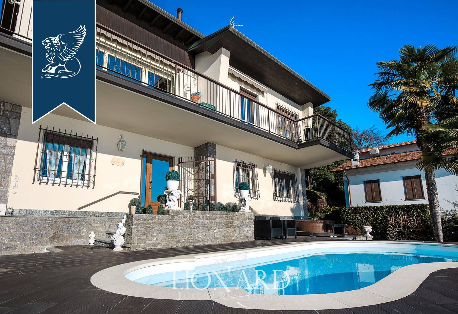 Villa in Vendita a Lesa: 0 locali, 285 mq - Foto 8