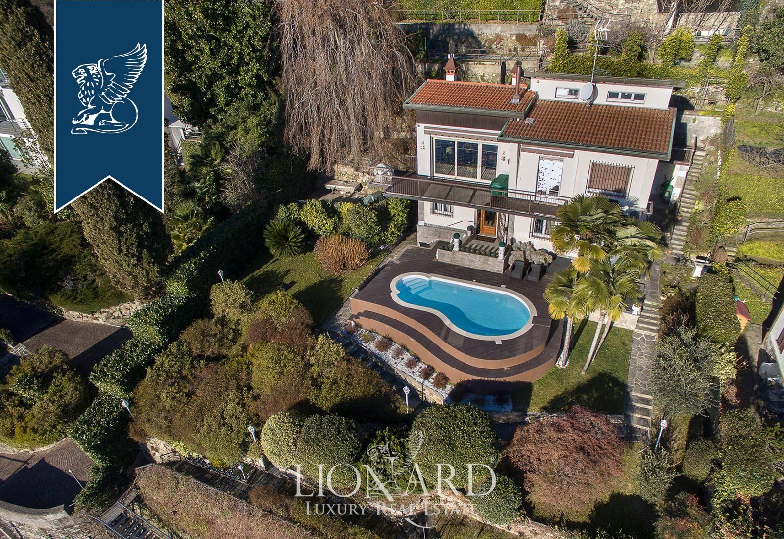 Villa in Vendita a Lesa: 0 locali, 285 mq - Foto 2
