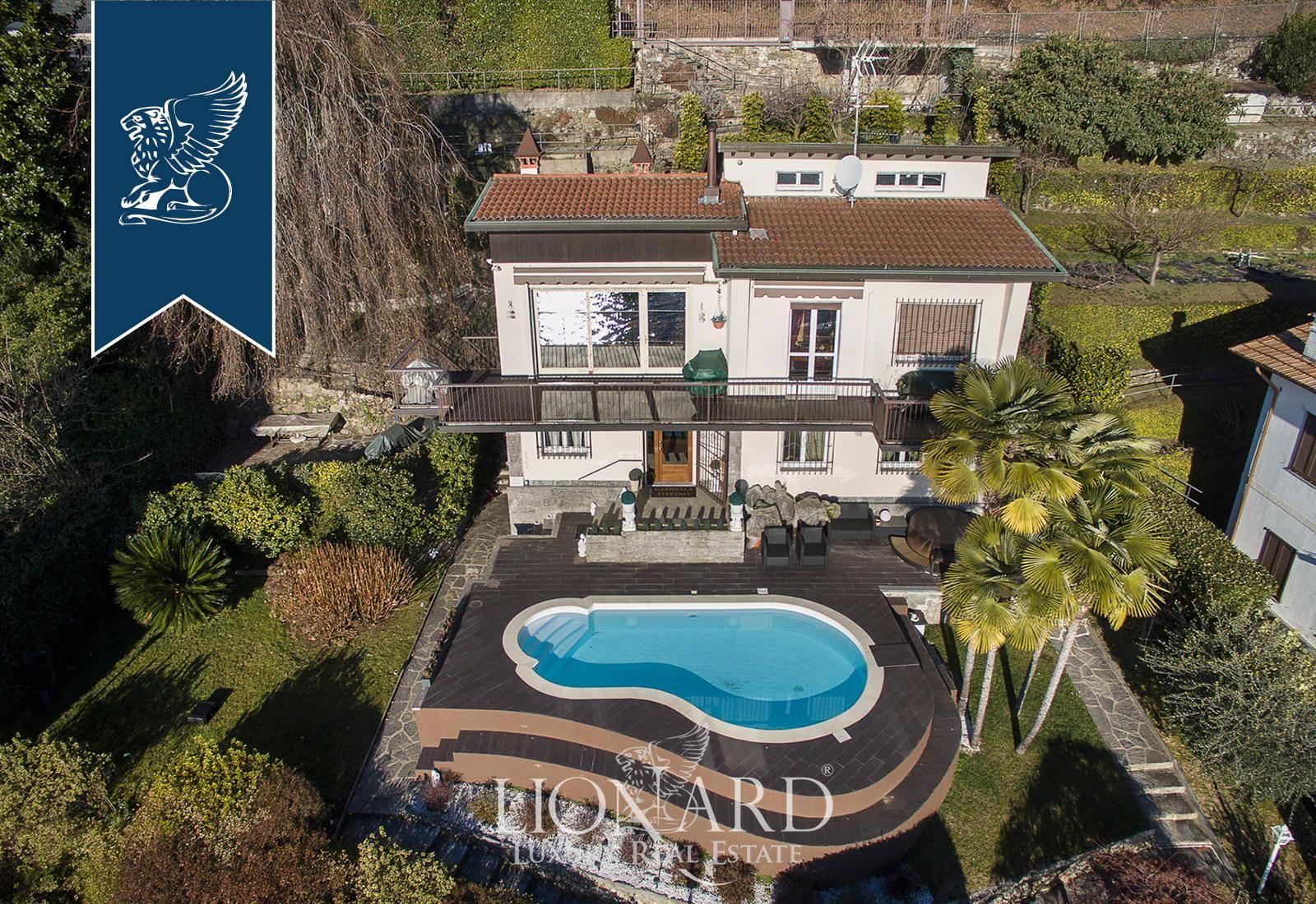 Villa in Vendita a Lesa: 0 locali, 285 mq - Foto 1