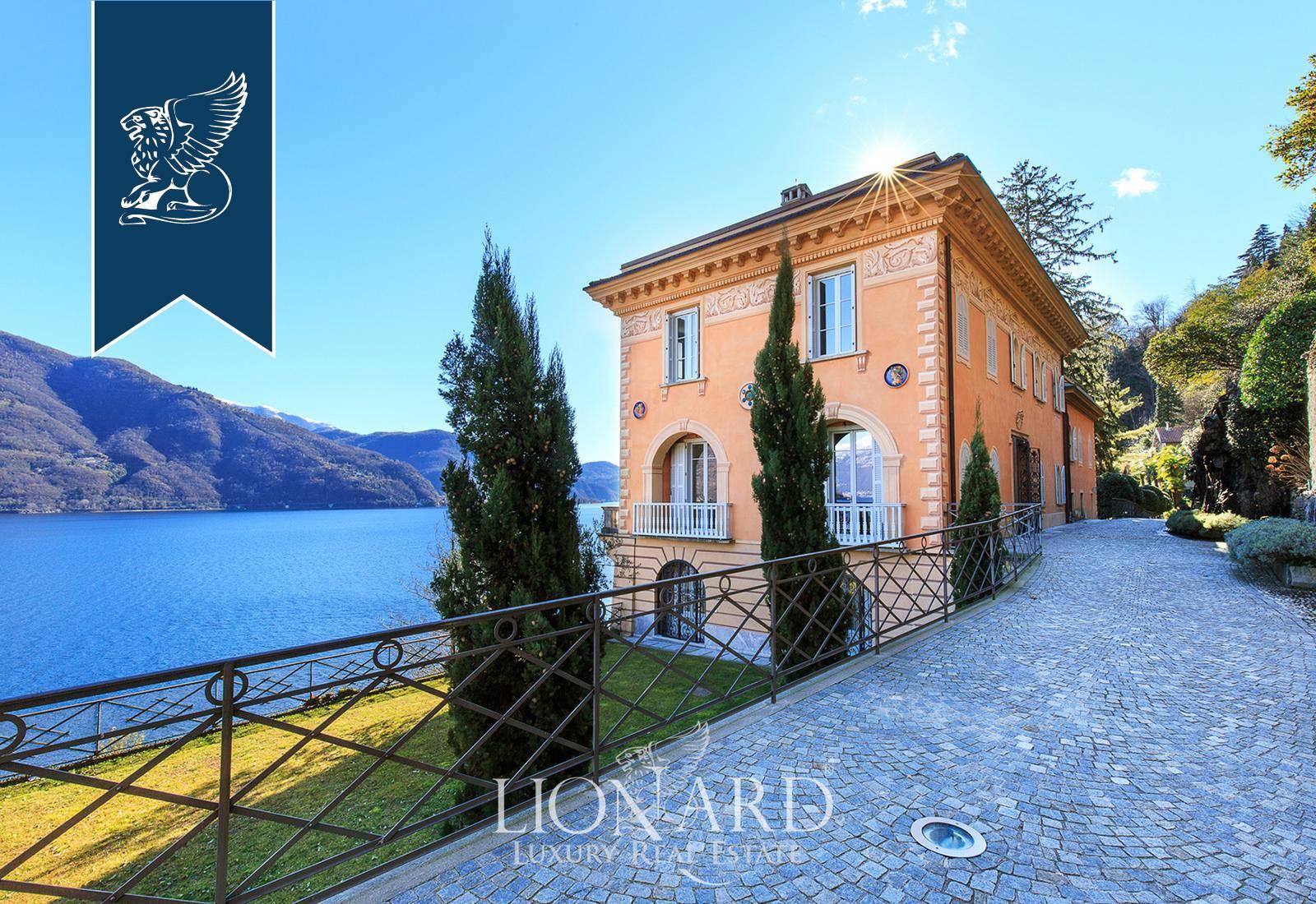 Villa in Vendita a Cannobio: 440 mq