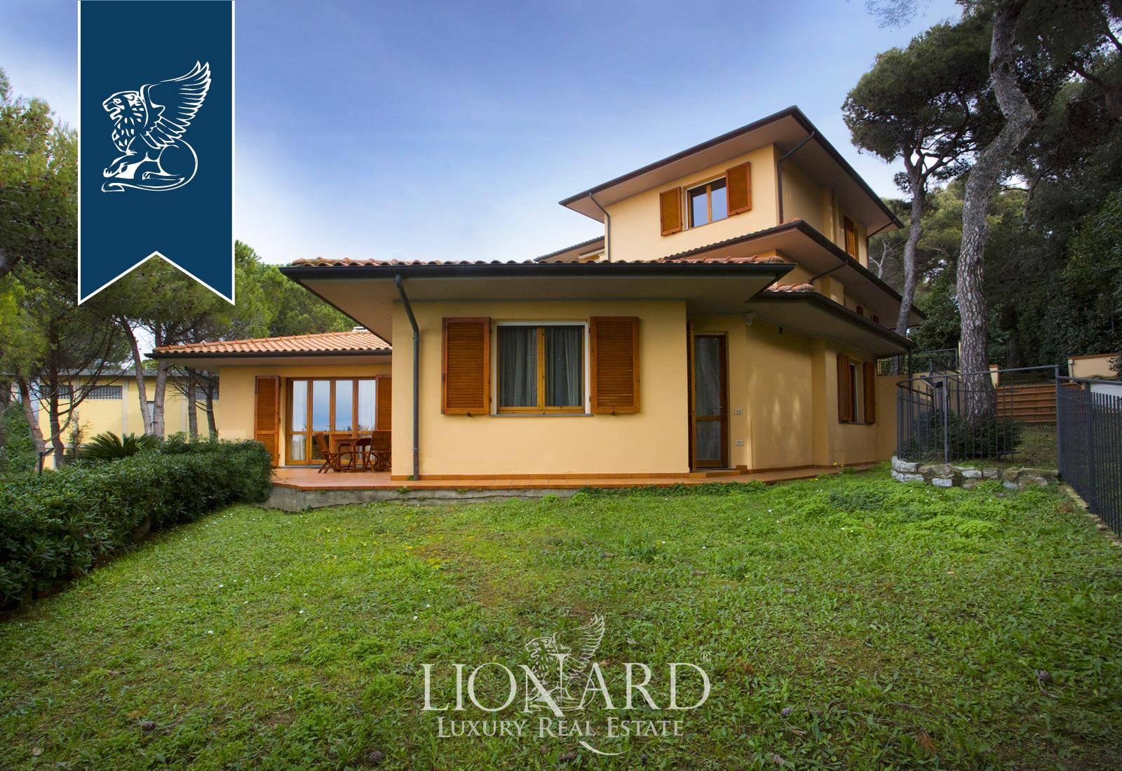 Villa in Vendita a Rosignano Marittimo: 0 locali, 345 mq - Foto 7