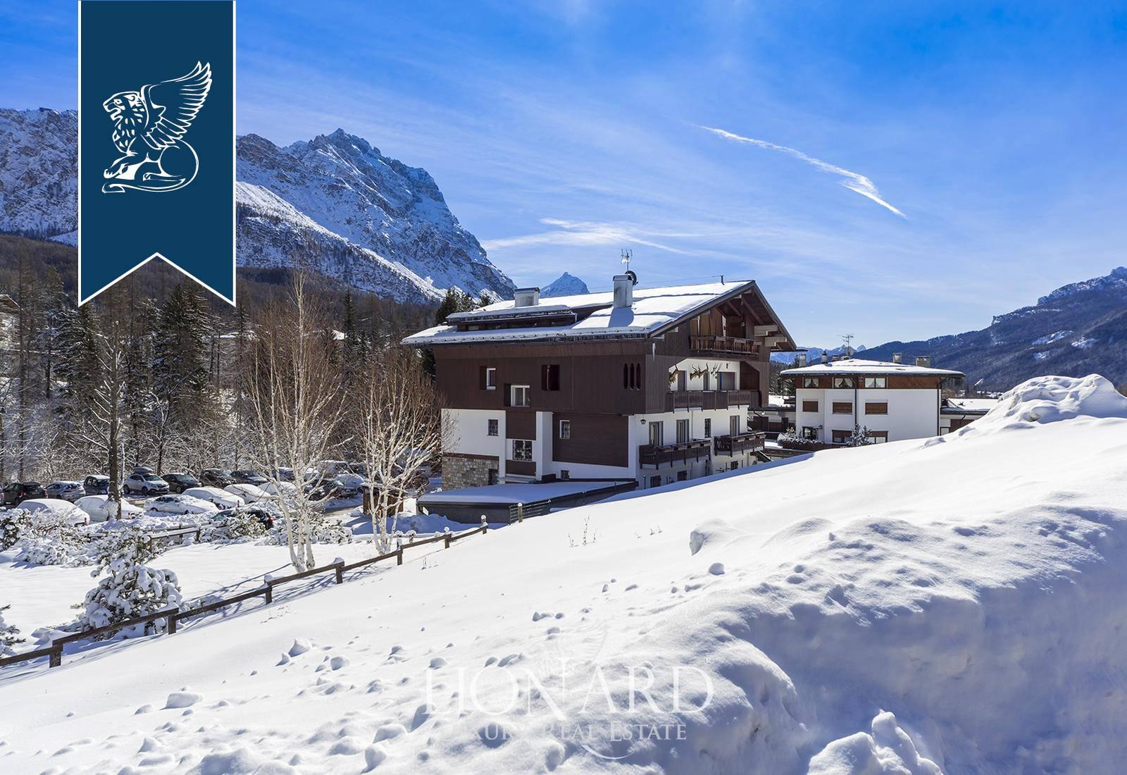 Appartamento in Vendita a Cortina D'Ampezzo: 180 mq