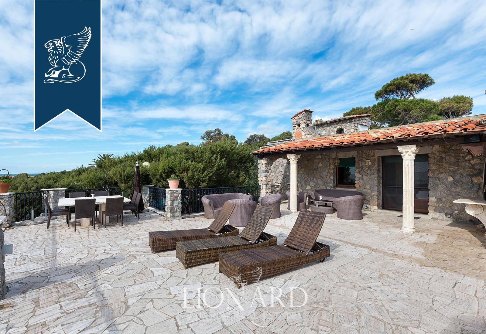 Villa in Vendita a Orbetello: 0 locali, 570 mq - Foto 4