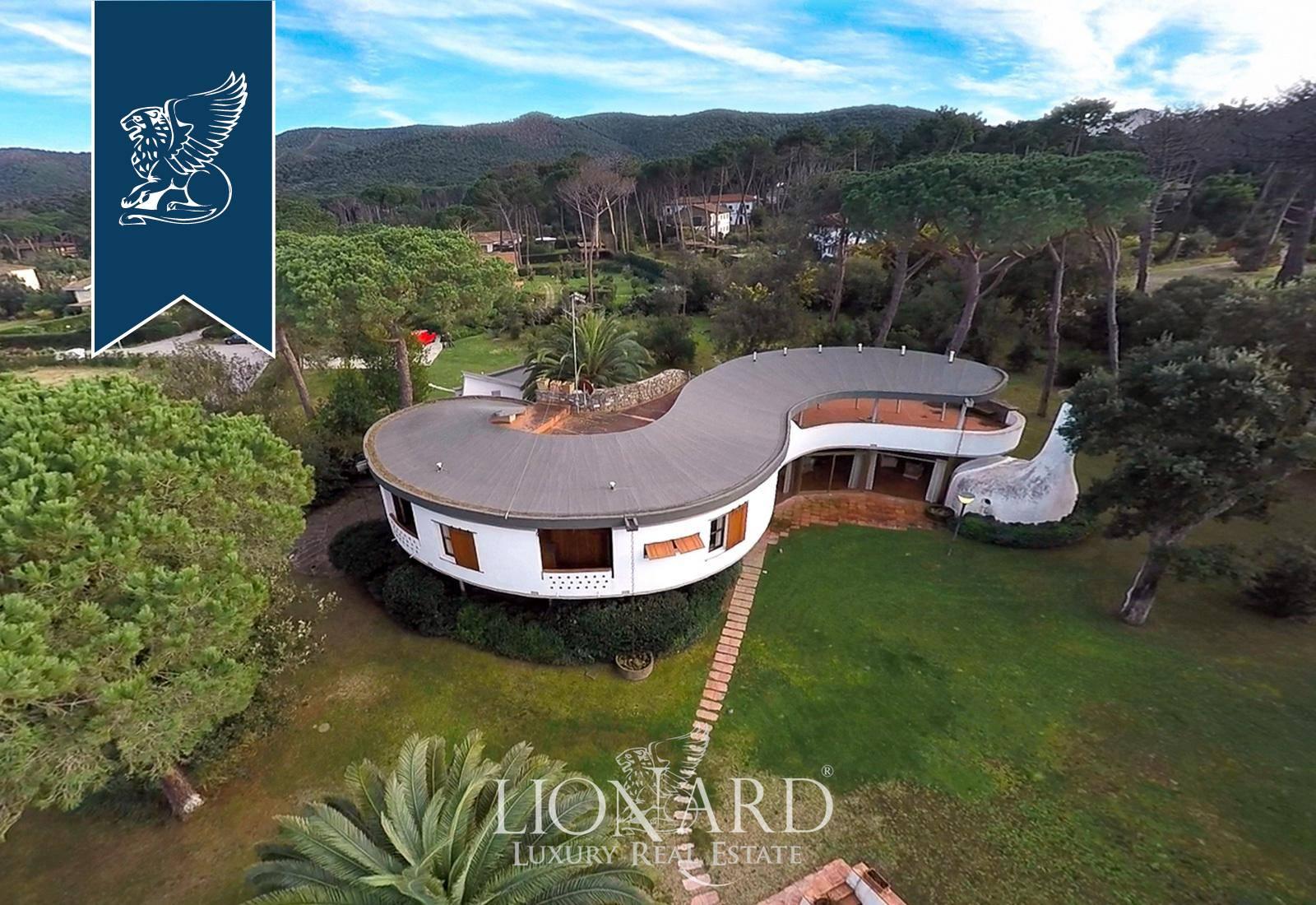 Villa in Vendita a Castiglione Della Pescaia: 0 locali, 500 mq - Foto 3