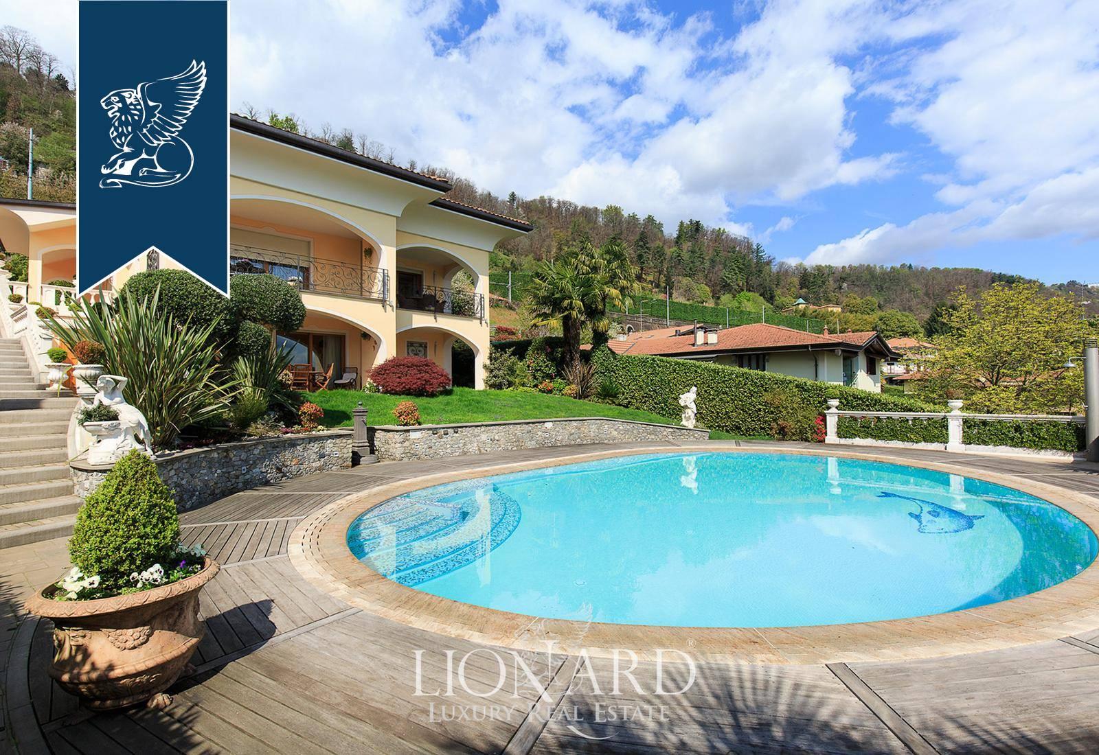 Villa in Vendita a Meina: 0 locali, 540 mq - Foto 2