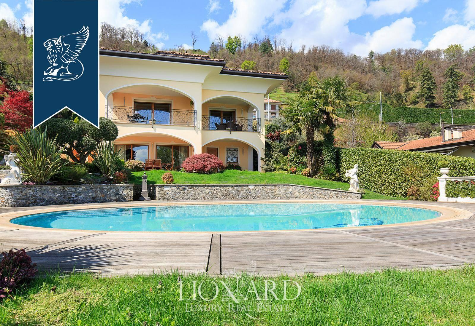 Villa in Vendita a Meina: 0 locali, 540 mq - Foto 3