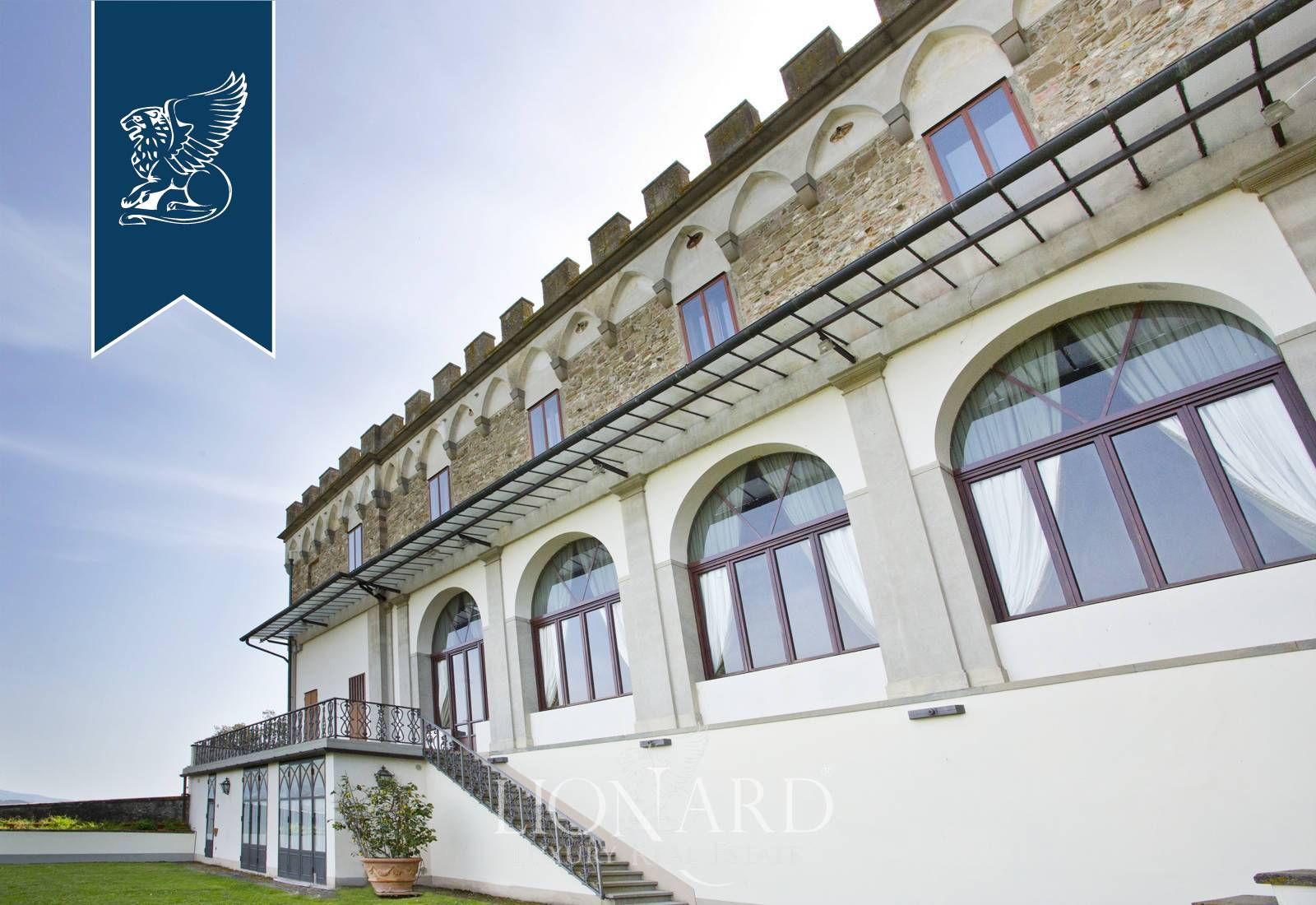 Villa in Vendita a Reggello: 0 locali, 2450 mq - Foto 9