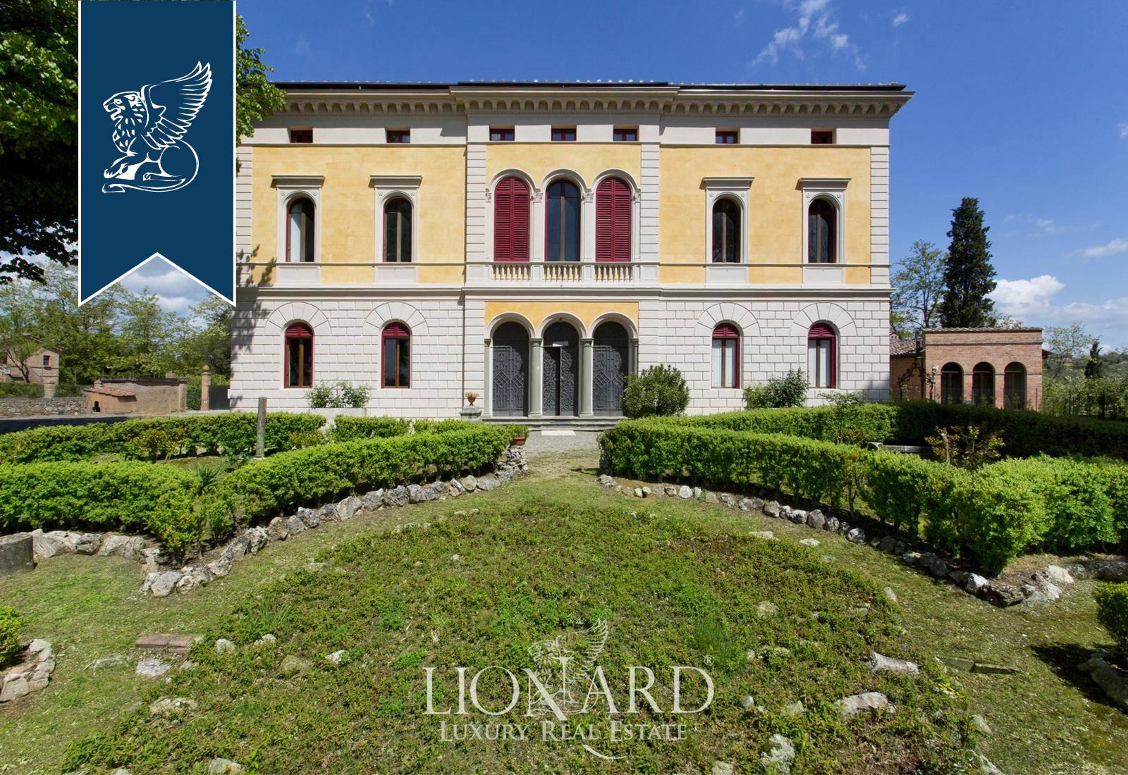 Villa in Vendita a Siena