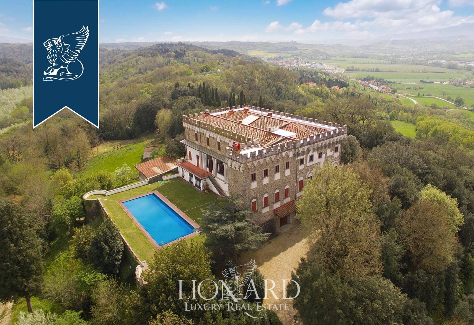 Villa in Vendita a Reggello: 0 locali, 2450 mq - Foto 3